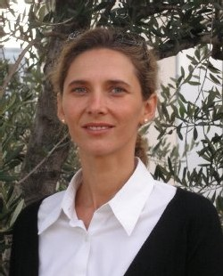 Christel Dulac de Fugères, responsable des salons ''Ailleurs en France'' et ''Mahana''