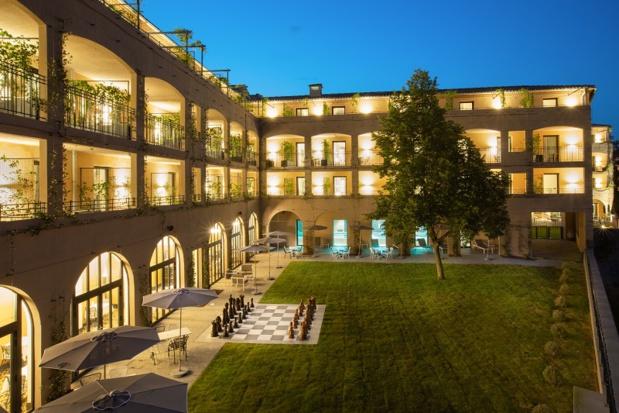 Double Tree by Hilton a ouvert ses portes à Carcassonne dans l'Aude - Photo DR