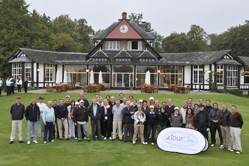 Tourcom a réuni 40 joueurs pour son 8ème Open de Golf