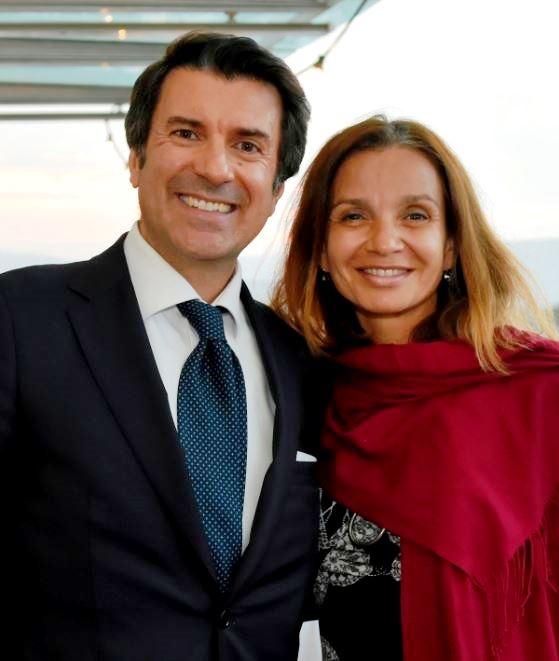Pierfrancesco CARINO – Chief Commercial Officer - VOLOTEA et Sandrine de Saint Sauveur – President & CEO - APG - DR