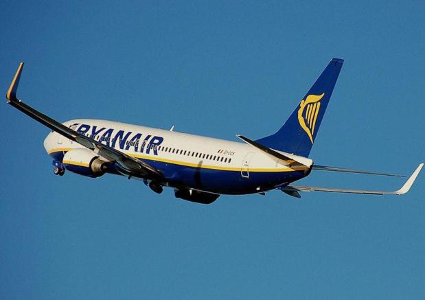 Ryanair en grève le 20 juillet et du 24 au 26 juillet 2018