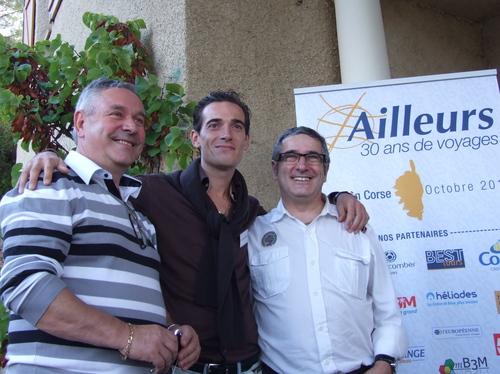 Christian, Pierre-Olivier et Yves Guillermin ont fait taire les rumeurs de rachat - DR : TourMag.com