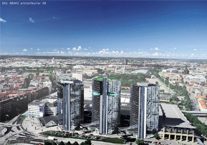 Göteborg abritera le plus grand hôtel d'Europe