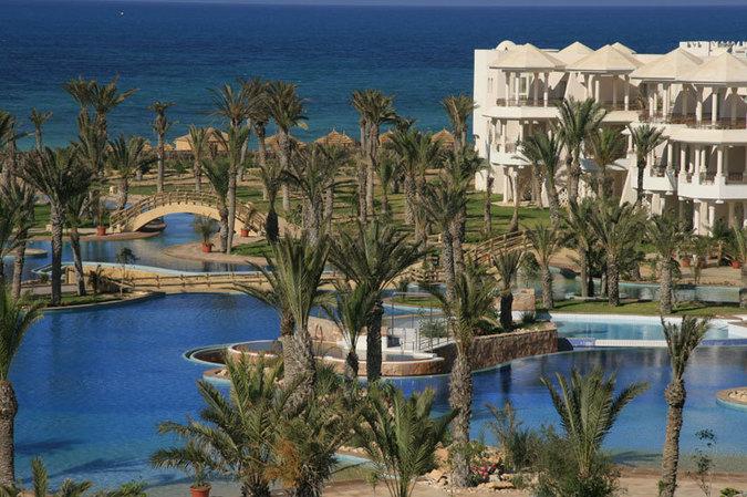 Le Hasdrubal Prestige and Spa de Djerba : résolument haut de gamme !