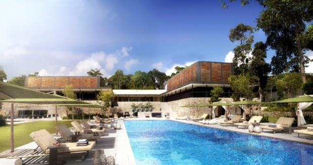Le nouveau One&Only Resorts en Malaisie comprendra 42 suites - DR