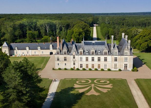 Le Château de Beauregard pourrait être le prélude d'un parcours en Val de Loire grâce à sa galerie unique de 327 portraits d'illustres retraçant 315 ans d'histoire - DR : Château de Beauregard