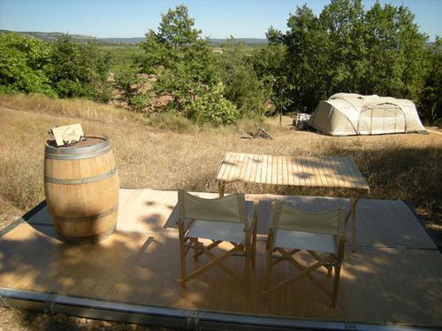 """Nouveau : un """"Vinolodge"""" en Languedoc-Roussillon"""