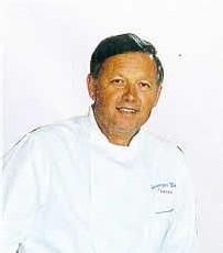 Le chef Georges Blanc, qui dirige depuis plus de 25 ans un restaurant 3 étoiles au Guide Michelin, vient d'élaborer un menu pour les croisières Carnival.