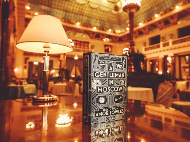 """L'hôtel historique Le Metropol, théâtre du roman """"a gentleman in moscow"""" - crédit photo : Metropol - Moscou"""