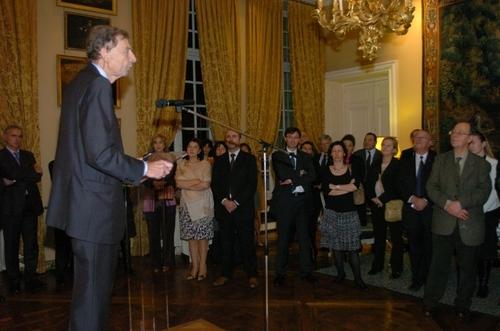 La soirée MAP 2009 organisée par Senzeô en partenariat avec le Figaro.