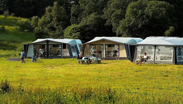 Les capacités de l'hôtellerie de plein-air en reculent - Crédit photo : Pixabay, libre pour usage commercial