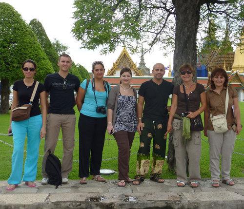 Voyageurs Associes : 7 agents de voyages en éductour en Thaïlande