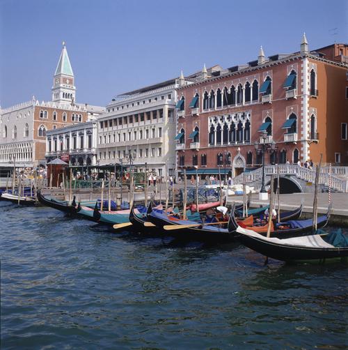 Le Danieli à Venise - DR