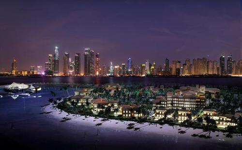 Dubai : Solea fête l'inauguration du nouveau One and Only, The Palm