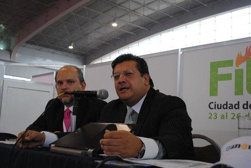 Jorge Luis Tellez, le directeur de l'Office du torurisme de l'État de Cancun