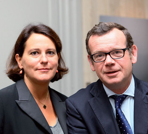 Florence et Marc Doncieux, d'Europa Organisation