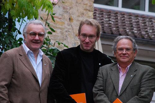 Alain Ducasse et Laurent Plantier annoncent le rapprochement entre Châteaux & Hôtels Collection et Auberges & Bistrots de France fondé en 2007 par Régis Bulot, ancien Président de Relais & Châteaux.