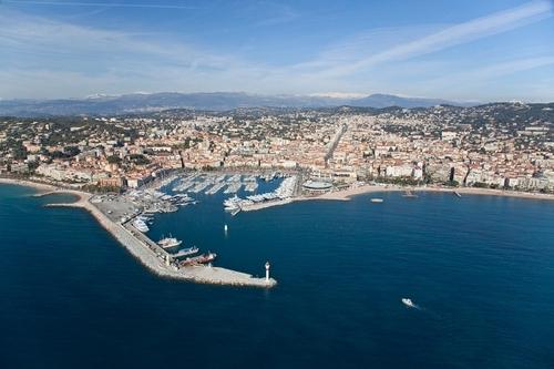 Cannes accueillera le salon Seatrade Med