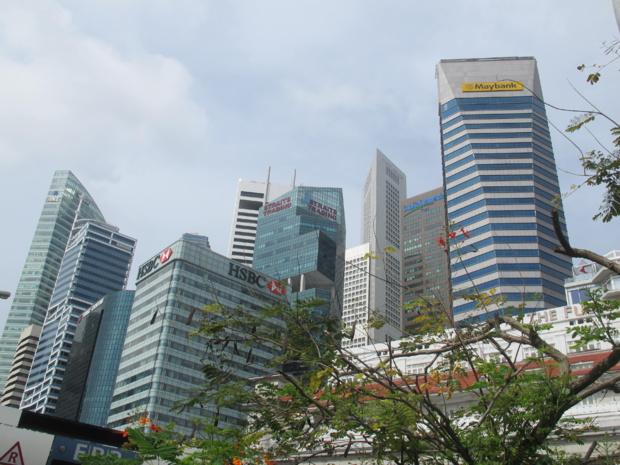 Le coeur de Singapoure /crédit photo JDL