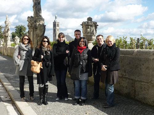 CzechTourism : 7 agents de voyages en éductour après l'e-learning
