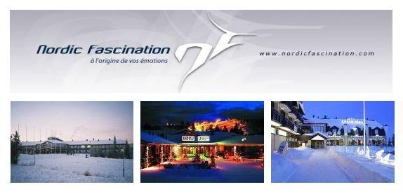 Nordic Fascination vous propose une offre spéciale Laponie