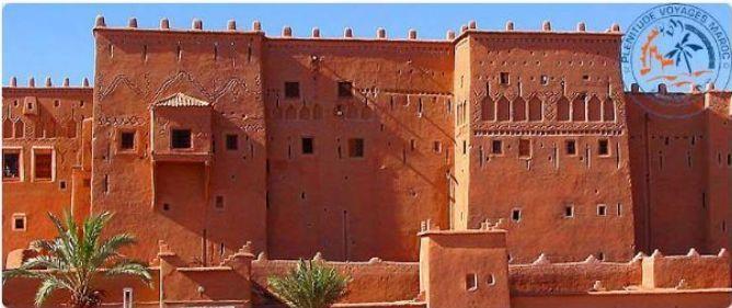 """Plenitude Voyages Maroc vous propose ses week-ends insolites à partir de 177 € par personne et ses programmes de formation  """"spécial entreprises voyagez différemment"""""""
