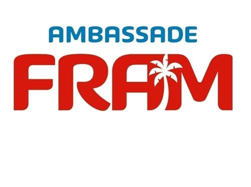 Les Ambassades et les 58 agences FRAM représentent 35% des ventes du tour opérateurs. Plus du tiers des ventes sont réalisées par près de 200 points de ventes.