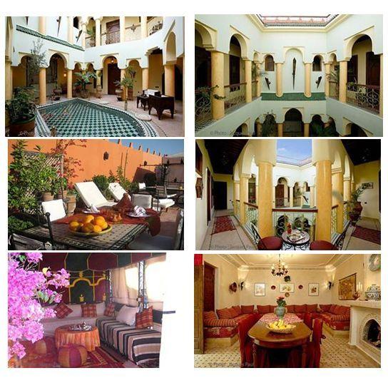 Peschaud Travel a le plaisir de vous proposer un séjour au  Riad Alida, idéalement situé, luxueux, en plein cœur de la médina de Marrakech