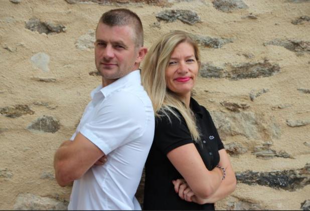 Nicolas et Patricia Massol sont à la tête de Voyages Massol. L'entreprise de transport en autocar recrute un responsable d'agence pour l'ouverture de sa première agence en septembre 2018 à Albi (Tarn). - Voyages Massol