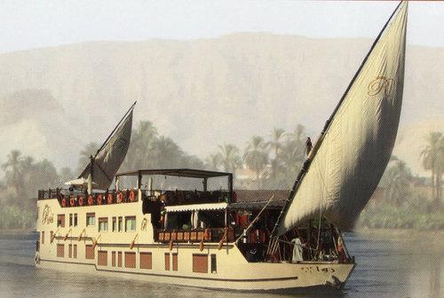 Croisière sur le Nil : ''Voyages de Pharaon'' dévoile son Dahabiya