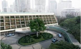 L'établissement baptisé Mövenpick BDMS Wellness Resort Bangkok situé sur Wireless Road dans le Central Business District rouvrira sous la direction de Mövenpick début 2019 - DR