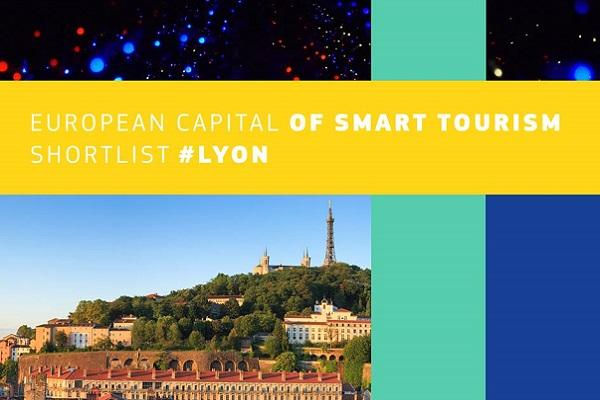 Lyon et Nantes ont vu leurs dossiers être retenus pour devenir Capitale européenne du tourisme intelligent - Crédit photo : compte Facebook @UE.Growth