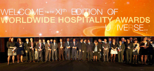 Worldwide Hospitality Awards : InterContinental Hotel Group reçoit le Grand Prix du Jury