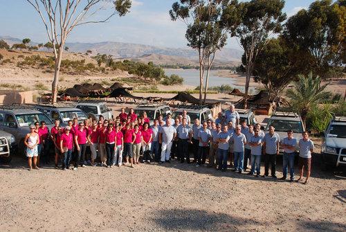 National Tours : 9 nouvelles agences ont rejoint le réseau intégré en 2010