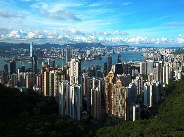 Panorama Hong Kong - chensiyuan - wikicommons