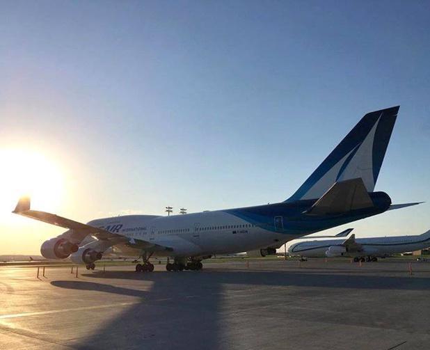 Corsair reliait Paris au Sénégal depuis 2012 à raison de 7 vols par semaine © Corsair FB