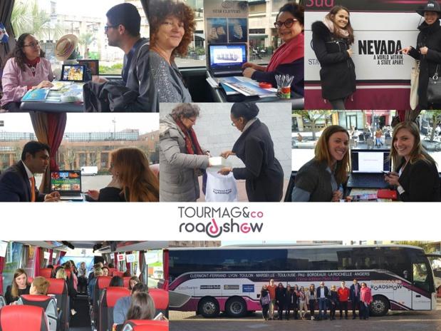 TourMaGEVENTS crée un TourMaG&Co Roadshow encore plus efficace et convivial. Un rendez-vous à ne pas manquer!