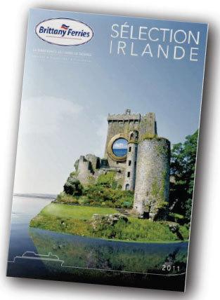 Cottages en Irlande : Brittany Ferries édite une brochure dédiée