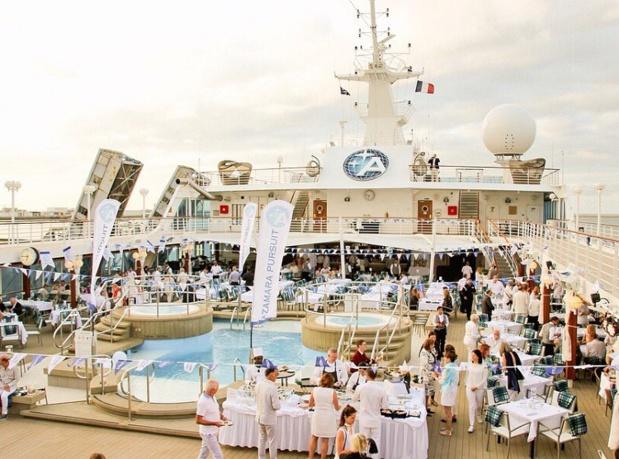 L'Azamara Pursuit rejoint Azamara Club Cruises