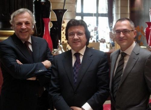 Richard Soubielle et L. Mata, Travelplan, et Alcino Ribeiro, Globalia France