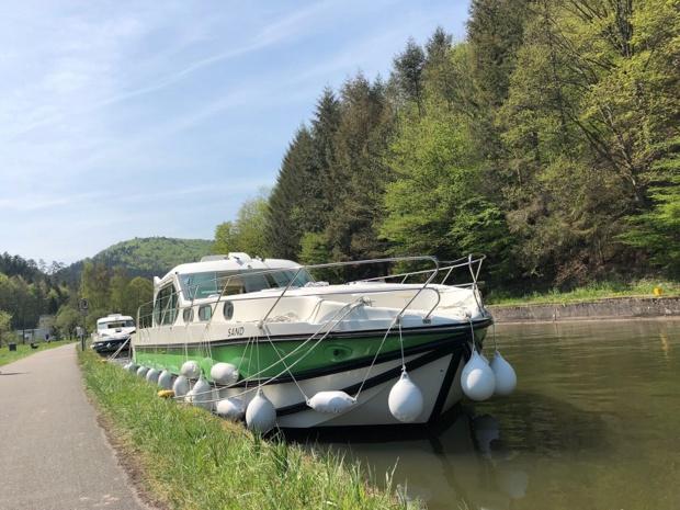 Les bateaux à propulsion 100% électrique de Nicols incite les autres régions à se lancer dans l'aventure - crédit photos : nicols