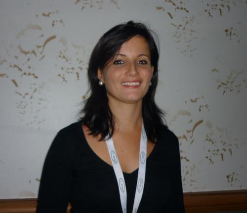 Marie-Odile Chaubet, directrice de TerraDorée à la 19e Convention Tourcom