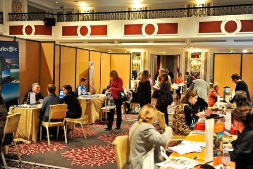 Le workshop Québec a accueilli plus de 150 visiteurs