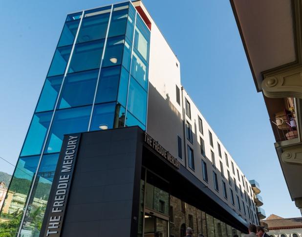 Le nouvel hôtel Freddie Mercury à Montreux en Suisse - DR