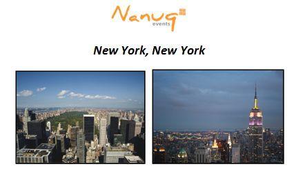 Nanuq Events : à la une cette semaine : Une escapade New-Yorkaise, séjour clé en main de 4 jours/3 nuits