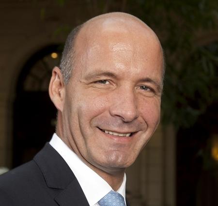Christophe Laure, nommé DG de l'InterContinental Paris Le Grand