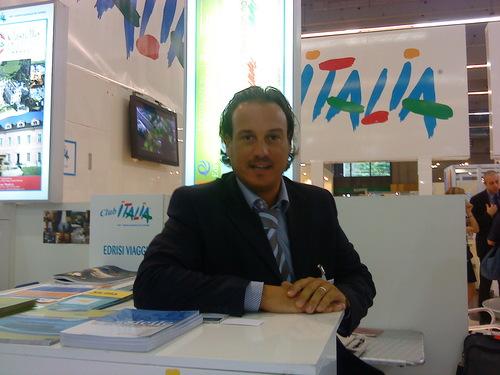 Loïc Mulliez, directeur commercial France d'Edrisiviaggi - DR