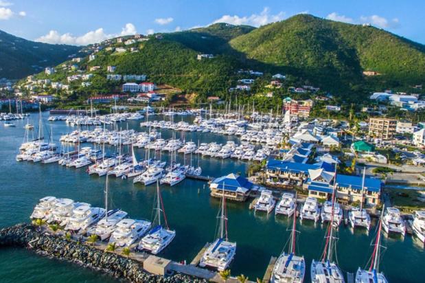 Le produit phare des Îles Vierges Britanniques reste les croisières en catamaran. BVI