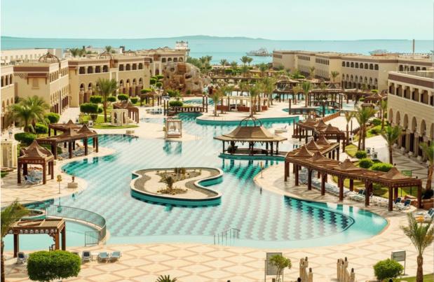 Parmi les nouveautés de l'hiver à venir chez Jet tours, le somptueux club Jet tours Hurghada 4* - DR : Jet tours