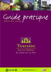 CDT de Touraine : nouveau guide pratique 2006